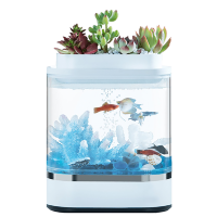 Аква-ферма Xiaomi Descriptive Geometry Mini Lazy Fish Tank